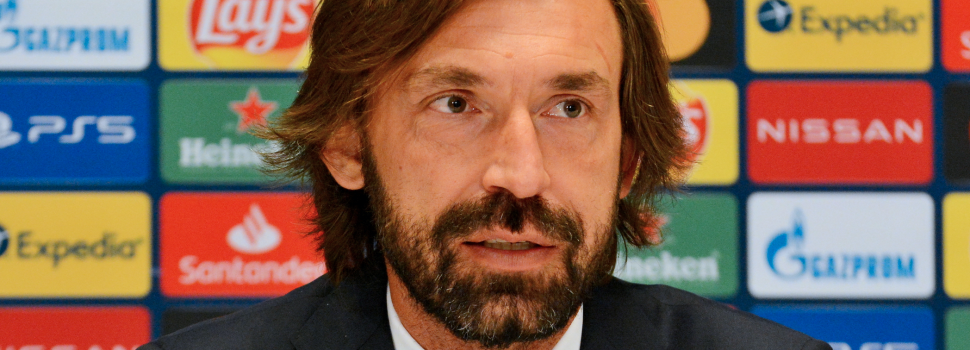 Juventus, Pirlo: «Kulusevski? Giocare al Parma non è giocare alla Juve»