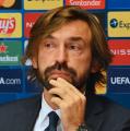 Juventus, Pirlo in conferenza: «Dobbiamo essere al massimo per evitare brutte figure»