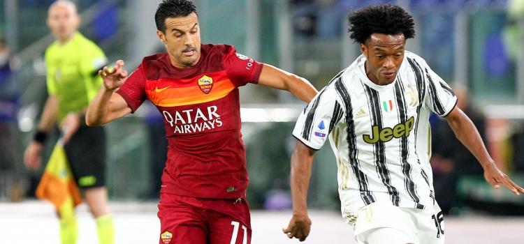 Fonseca ritrova Pedro per il derby: lo spagnolo andrà in panchina contro la Lazio