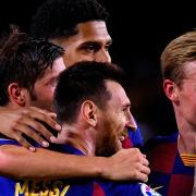 de Jong: «Quando in squadra hai Messi, sai di avere il migliore al mondo»