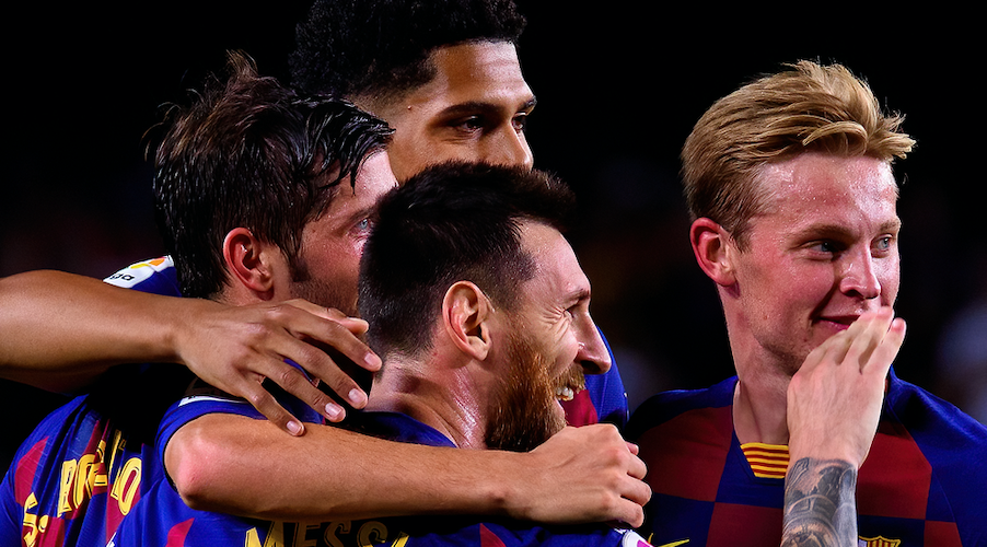 Come cambierebbe il calcio europeo se seguisse il modello NBA?