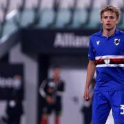 Sampdoria, niente derby per Damsgaard e Thorsby: ecco perché