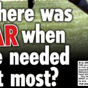 La copertina del Daily Star: «Dov'era il VAR quando ne avevamo bisogno?» [FOTO]