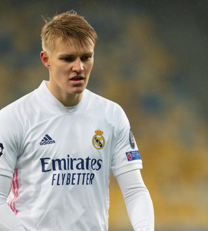 UFFICIALE- Odegaard in prestito all'Arsenal