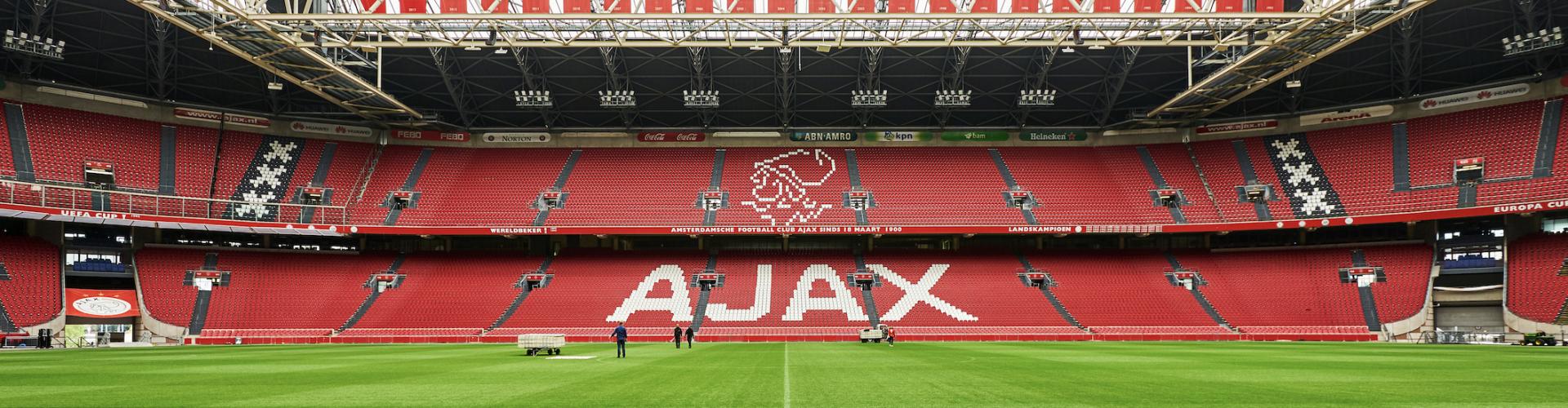 La giovane Ajax: con la Roma solo un 30enne e ben 5 under 21