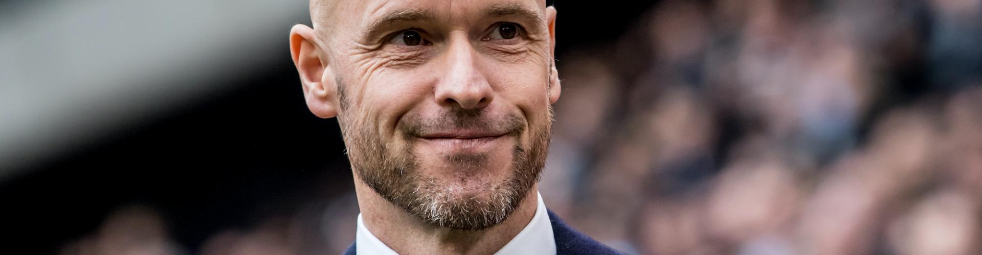 Ajax, ten Hag: «Siamo in ottima forma, ma contro la Roma sarà difficile. L'Italia? Mi piace molto»