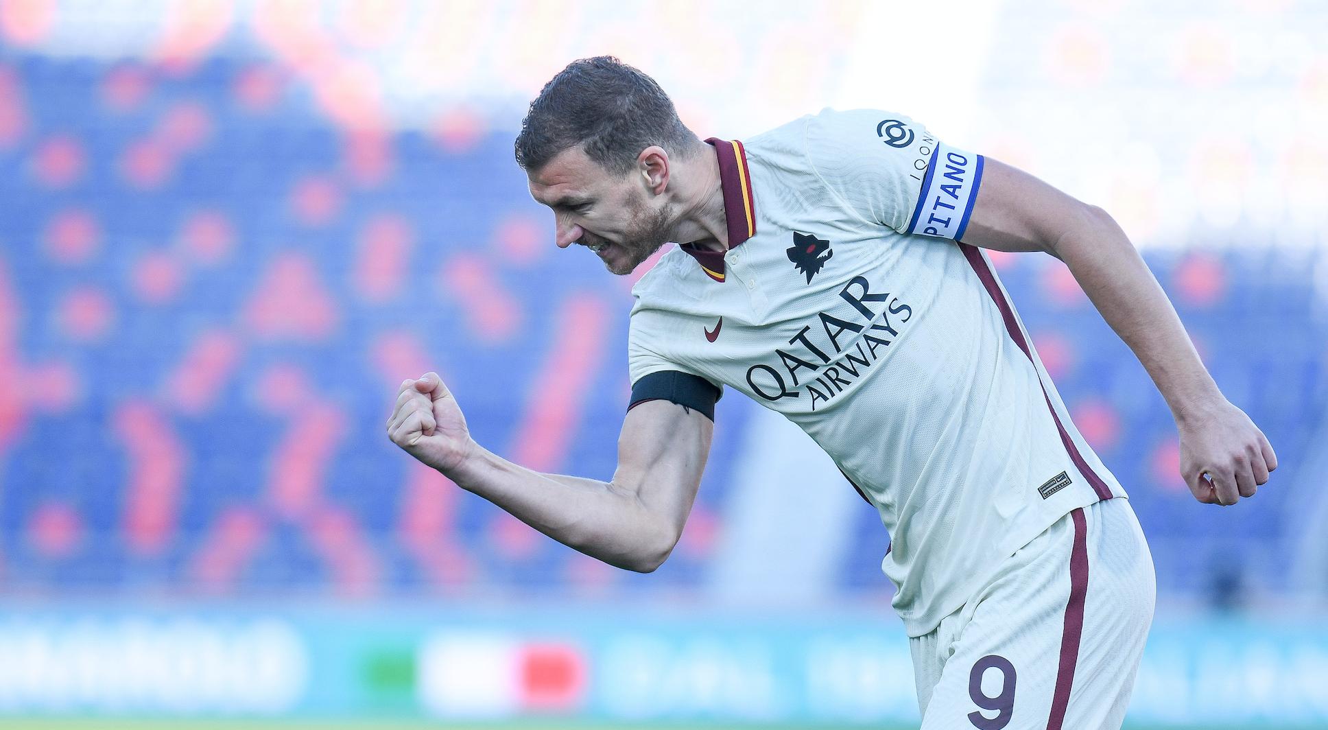 Dzeko potrebbe tornare a disposizione già contro il Parma