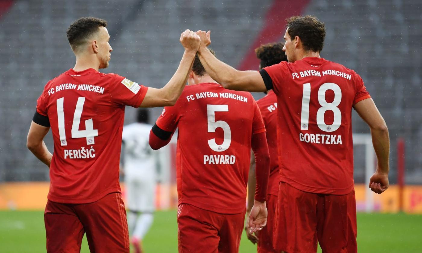 Bayern Monaco, Flick: «Si gioca a calcio per partite come questa»
