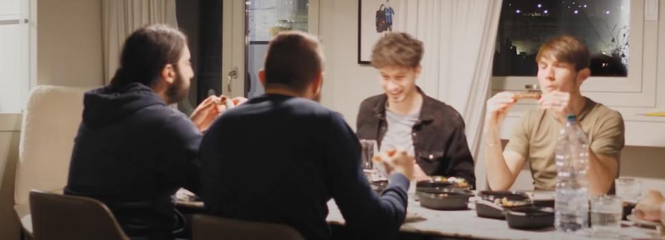 Siamo stati a cena a casa di Marten de Roon (VIDEO)