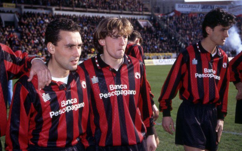 La formazione tipo del Foggia di Zdeněk Zeman nella stagione 1991-1992
